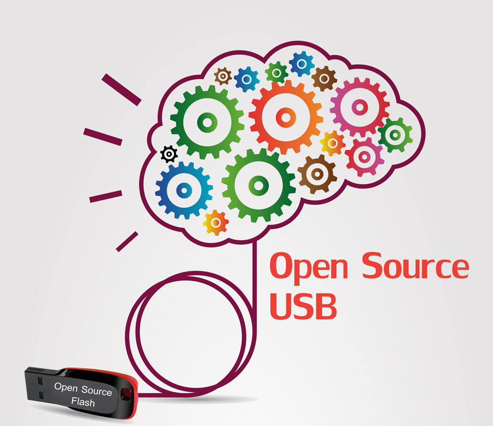 open source usb
