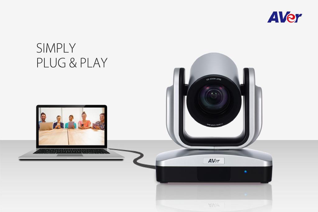 دوربین ویدئو کنفرانس Aver cam530 | دوربین ویدئو کنفرانس