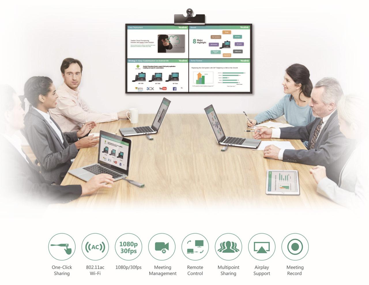 سیستم ویدئو کنفرانس VC200