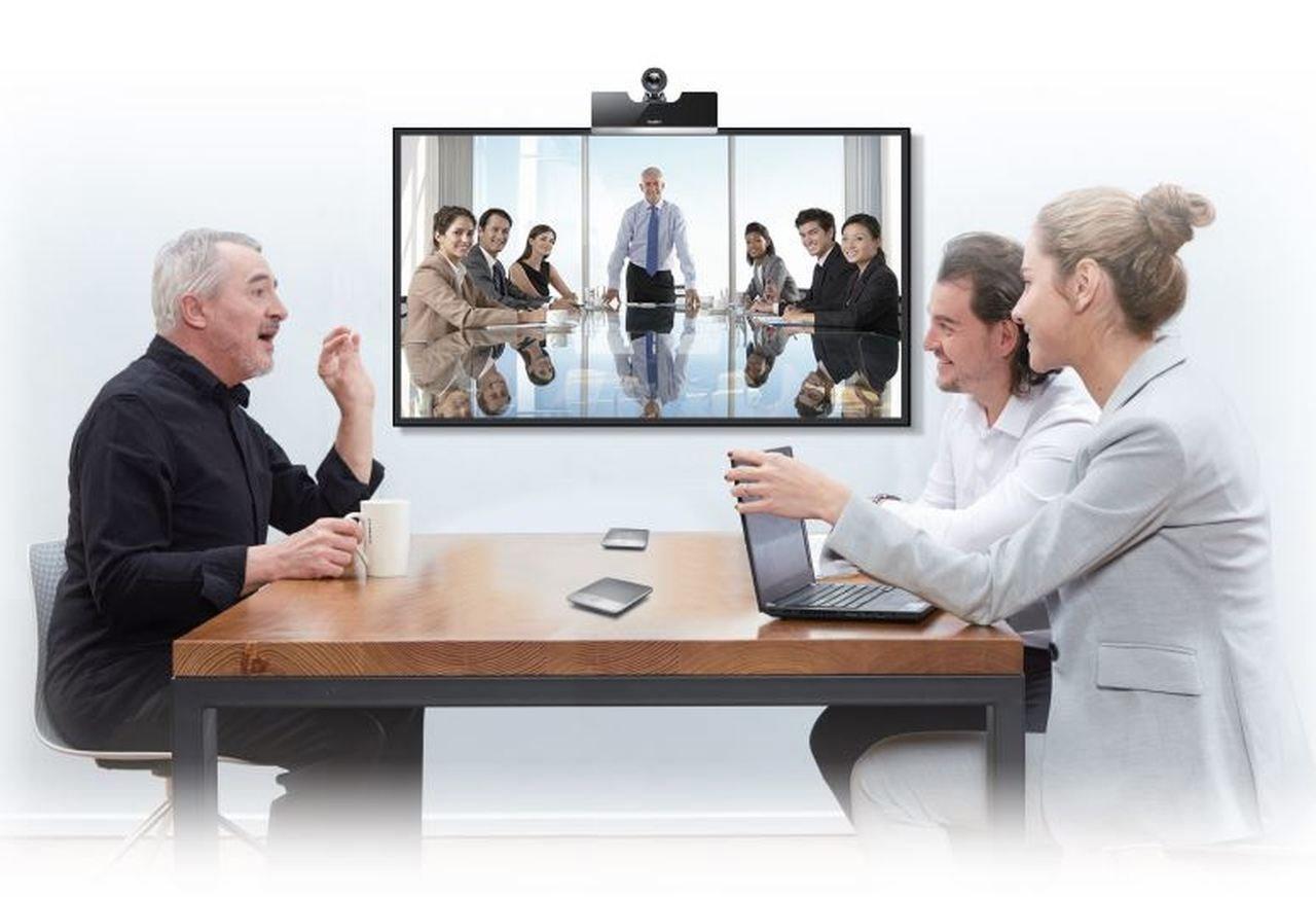 سیستم ویدئو کنفرانس VC500