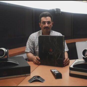 معرفی دستگاه ویدئو کنفرانس Polycom HDX6000