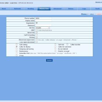 آموزش راه اندازی سانترال های IP Newrock-قسمت اول