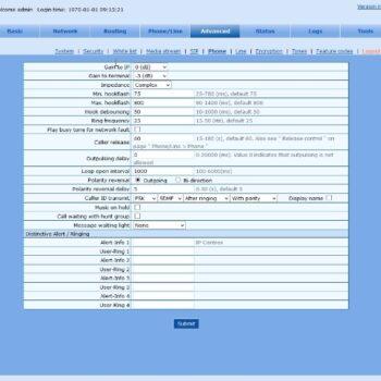 آموزش راه اندازی سانترال های IP Newrock-قسمت دوم