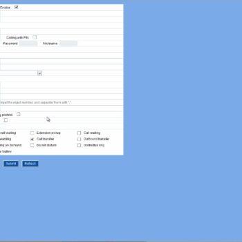 آموزش راه اندازی سانترال های IP Newrock-قسمت چهارم