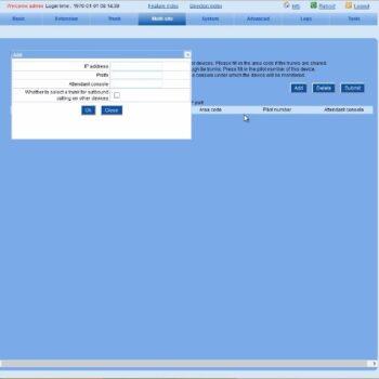 آموزش راه اندازی سانترال های IP Newrock-قسمت پنجم