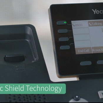 معرفی قابلیت سپر صوتی تلفن های یالینک سری T5X